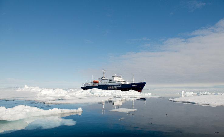 Die Schiffe von AECO-Mitgliedern sind speziell für den Einsatz in den polaren Regionen gebaut